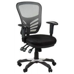 Krzesło biurowe obrotowe HG-0001/SZARY