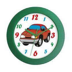 Atrix Zegar ścienny kolor samochód