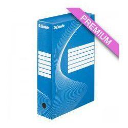 Pudło archiwizacyjne  80mm niebieskie marki Esselte