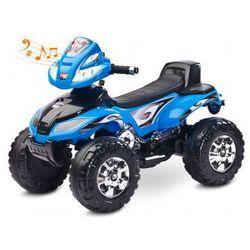 Toyz Cuatro Quad na akumulator nowość 2016 blue (dziecięcy pojazd elektryczny)