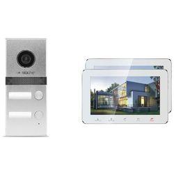 Vidiline Wideodomofon ip 2-rodzinny v-ip7-d2
