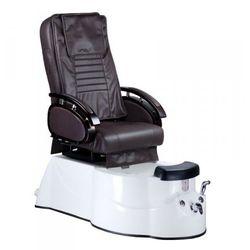 Fotel Pedicure SPA BR-3820D Brązowy - produkt z kategorii- Pozostałe fryzjerstwo i kosmetyka