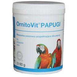 DOLFOS Ornitovit papugi - preparat witaminowo - mineralny dla papug 60g z kategorii Pokarmy dla ptaków