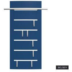 SELSEY Wieszak ścienny Homelly metalowy 86 cm