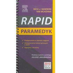 Paramedyk. RAPID (ISBN 9788376098739)
