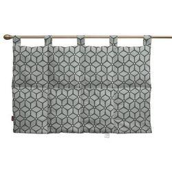 Dekoria  wezgłowie na szelkach, brązowo-beżowe wzory, 90 x 67 cm, rustica