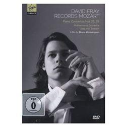 David Fray Records Mozart - David Fray z kategorii Muzyka klasyczna - pozostałe