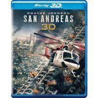 San Andreas (2 Blu-ray 3D)