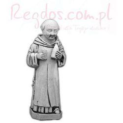 Figura ogrodowa betonowa Misjonarz 41cm