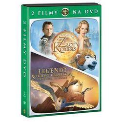PAKIET PEŁEN PRZYGÓD! 2 FILMY DVD (2 DVD) GALAPAGOS Films 7321999316068 (film)