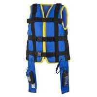 Oxycare gmbh germany Vibra vest mobilna kamizelka oscylacyjna hfcwo do rehabilitacji oddechowej drenażu oskrz