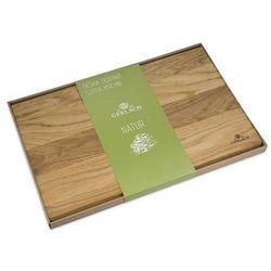 Deska do krojenia GERLACH Natur 45x30cm - produkt z kategorii- Deski kuchenne
