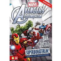 Marvel. Avengers - Jak zostać superbohaterem? (24 str.)