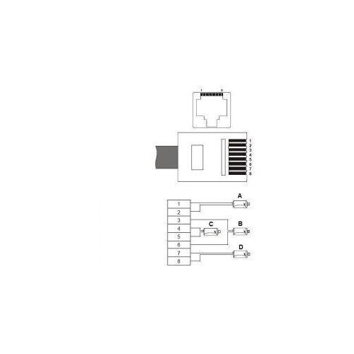 TRANSFORMATOR WIDEO TR-16C/RACK, towar z kategorii: Transformatory