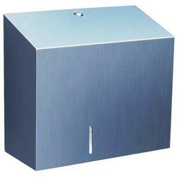 Merida Pojemnik na papier toaletowy stella duo stal szlachetna matowa (5908248110800)