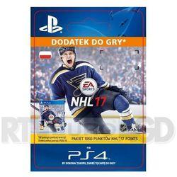 NHL 17 1050 Punktów [kod aktywacyjny], kup u jednego z partnerów