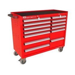 Wózek warsztatowy TRUCK z 13 szufladami PT-213-17 (5904054409183)