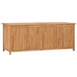 Elior Drewniania skrzynia ogrodowa - gareo 4x