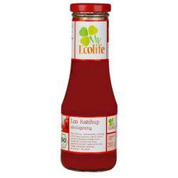 Ketchup Ekologiczny Pyszny!! 310g BIO EKO MyEcolife (sos, dodatek)