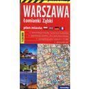 Warszawa Łomianki Ząbki mapa 1:26 000 ExpressMap, EXPRESSMAP