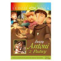 Praca zbiorowa Święty antoni z padwy + film (bajka) dvd
