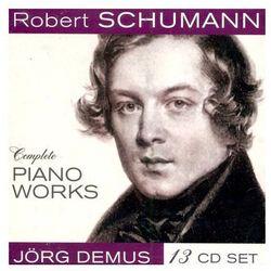 Complete Piano Works - Jorg Demus - produkt z kategorii- Muzyka klasyczna - pozostałe