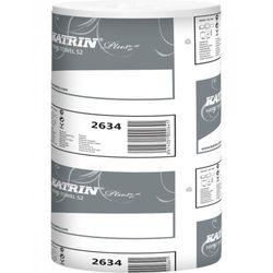 Ręcznik papierowy w roli Katrin S2 PLUS biały