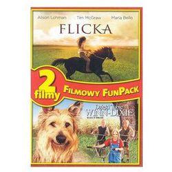 Pakiet: Flicka / Dzięki tobie Winn-Dixie (My Friend Flicka / Because Of You Winn Dixie) - Wyprzedaż do 90%,