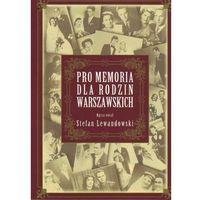 Pro memoria dla rodzin warszawskich (kategoria: Czasopisma)