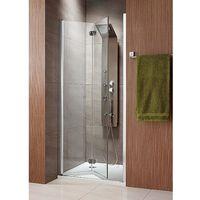 eos dwb - drzwi wnękowe składane typu bifold 90 cm 37803-01-01nr prawe marki Radaway