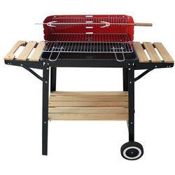 Happy Green grill węglowy WOOD II - produkt z kategorii- grille