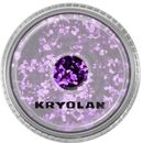 Kryolan POLYESTER GLIMMER COARSE (PURPLE) Gruby sypki brokat - PURPLE (2901)