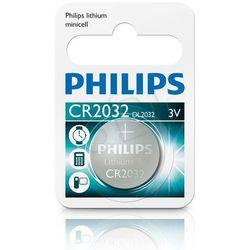 Bateria Pastylkowa PHILIPS CR2032/01B Lithium - sprawdź w wybranym sklepie