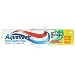 Pasta do zębów Aquafresh Triple Protection Mild and Minty 125 ml - produkt z kategorii- Pasty do zębów