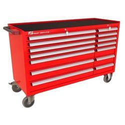 Wózek warsztatowy MEGA z 14 szufladami PM-213-13 (5904054408056)