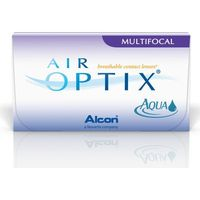 Air Optix Aqua Multifocal 3szt.
