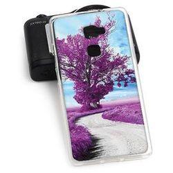 Foto case - huawei mate s - etui na telefon foto case - purpurowe drzewo, marki Etuo.pl
