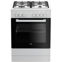 Beko FSE62120D (elektryczno-gazowa kuchenka)