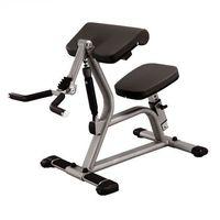 Maszyna na mięśnie bicepsa CBC400 Body Solid inSPORTline - Kolor Czarny z kategorii Pozostałe do siłowni