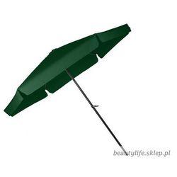 Goodhome Duży parasol ogrodowy z korbką 3m