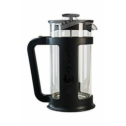Bialetti Zaparzacz press smart czarny (1000 ml) (8006363023450)