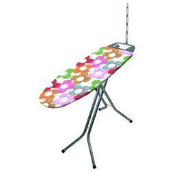 Deska do prasowania sevilla (floral colour) + nawet 10% taniej z kodem rabatowym! + zamów z dostawą jutro! marki Rorets