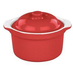 Tala Naczynie do zapiekania mini cocotte retro czerwone (5012904109418)