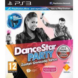 DanceStar Impreza, gra na PS3