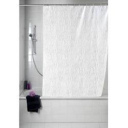 Zasłona prysznicowa, tekstylna, Deluxe, 180x200 cm, WENKO