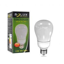 Świetlówka energooszczędna 13W 50W gwint E27 ciepła/żółta barwa światła 202581 POLUX/SANICO (świetlówka)