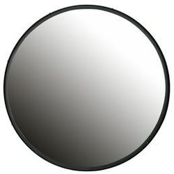 Woood Okrągłe lustro Lauren rozmiar L 375469-Z, kolor czarny