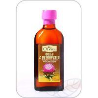 Olvita: olej z nasion ostropestu - 100 ml, OLEJ Z OSTROPESTU PLAMISTEGO 100 ml