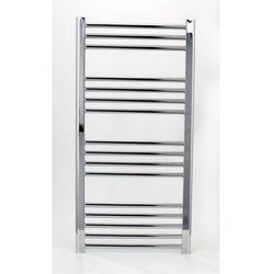 Grzejnik łazienkowy wetherby wykończenie proste, 600x1000, owany marki Thomson heating
