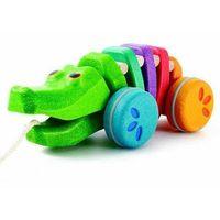 Tęczowy krokodyl z kategorii Pozostałe zabawki